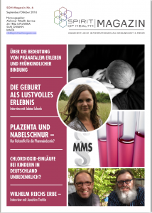 Spirit of Health Magazin